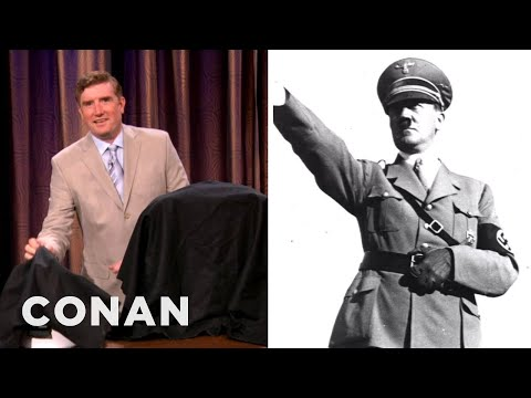 J.C. Penney Denies Having More Nazi-Related Products - CONAN