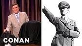 Hitler Cat On Conan Youtube