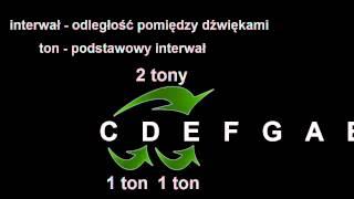 Niezbędna Teoria odc. 1 - Oktawa, dźwięki, półtony