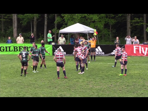 Southern Pines Rugby vs Saratoga