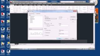Creating A Template in AutoCAD