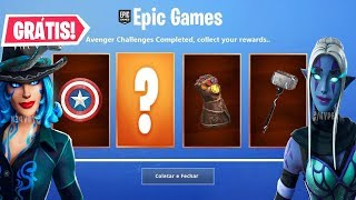 FORTNITE CHALLENGES ULTIMATUM AND BLACK WIDOW MARVEL RARITY IN PATCH UPDATE 8.50