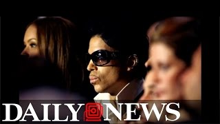 Prince fan called 911 from Germany worried about his cocaine abuse five years ago