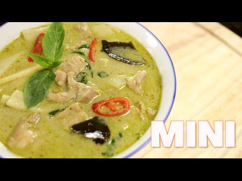 Green Curry (mini) – Hot Thai Kitchen!