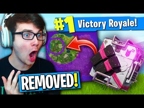 THIS NEW ITEM WAS *ACCIDENTALLY RELEASED* & REMOVED TODAY IN FORTNITE! (Eye Of The Storm Tracker!)