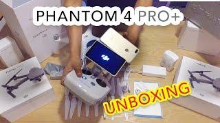 DJI PHANTOM 4 PRO + UNBOXING