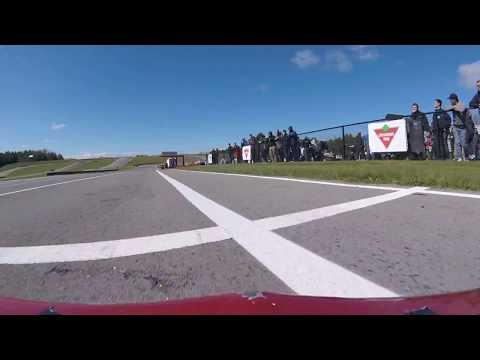 MIT Formula SAE - 2017 Toronto Shootout - Will breaks the car