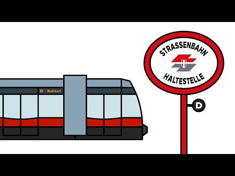 Vienna's Confusing Tram Numbering System Explained