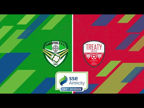 First Division GW9: Cabinteely 2-1 Treaty United