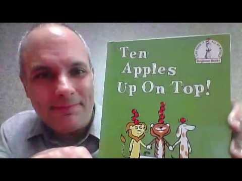ten apples up on top!drseussread aloud