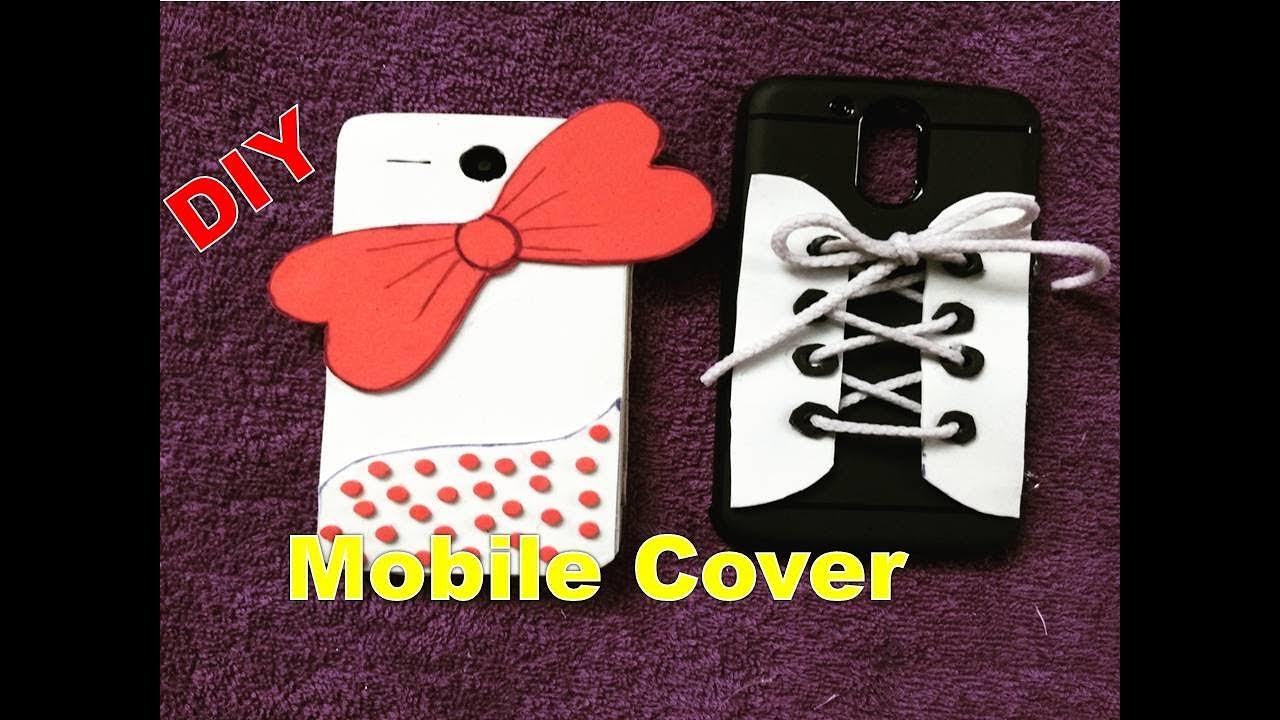 Diy Android Mobile Cover Best Craft Idea Diy Art And Craft Idea