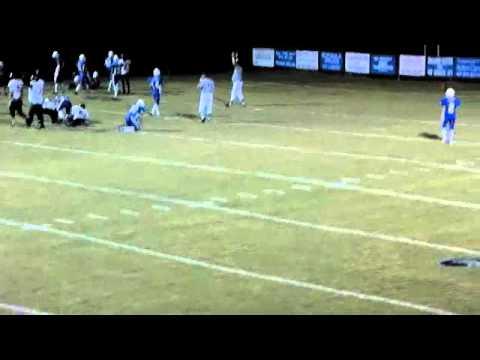 Jacob Bussey's 14 yard TD run
