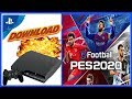 DOWNLOAD PES 2020 PS3  Patch  2020