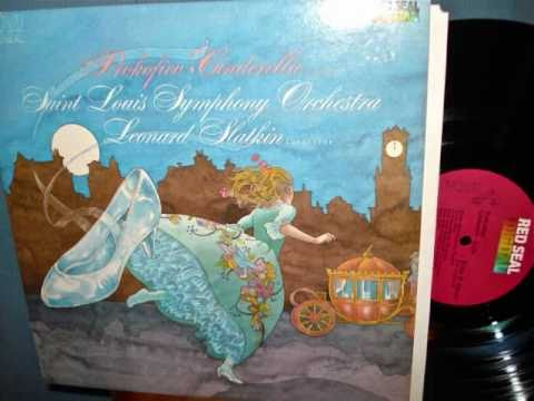 PROKOFIEV: Cinderella  Slatkin/St. Louis Symphony Orchestra