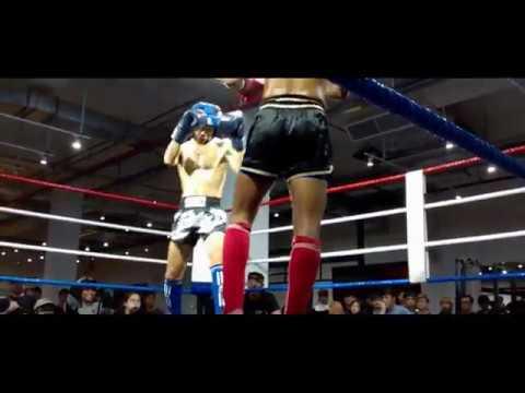 Singapore Boxing & Muay Thai Friendly Matches -