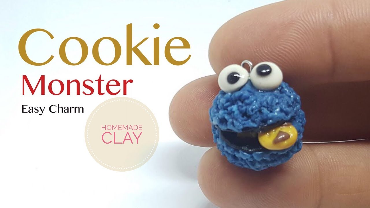 how to make cookie monster