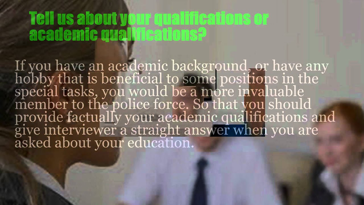 police cadet interview questions police cadet interview questions