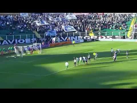 Gols de Figueirense 1x1 chapecoense/15 rodada (17-07-2016)