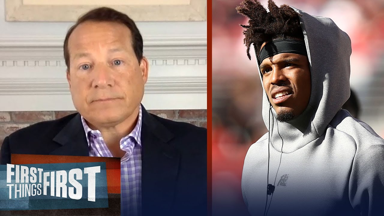 Should Patriots fans be worried about Cam and Belichick fitting together? | NFL | FIRST THINGS FIRST