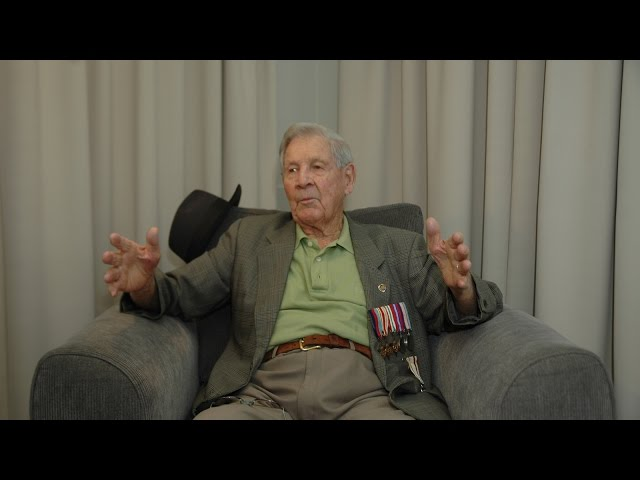 ANZAC Portrait Series -  Lloyd Moule -  Part 2