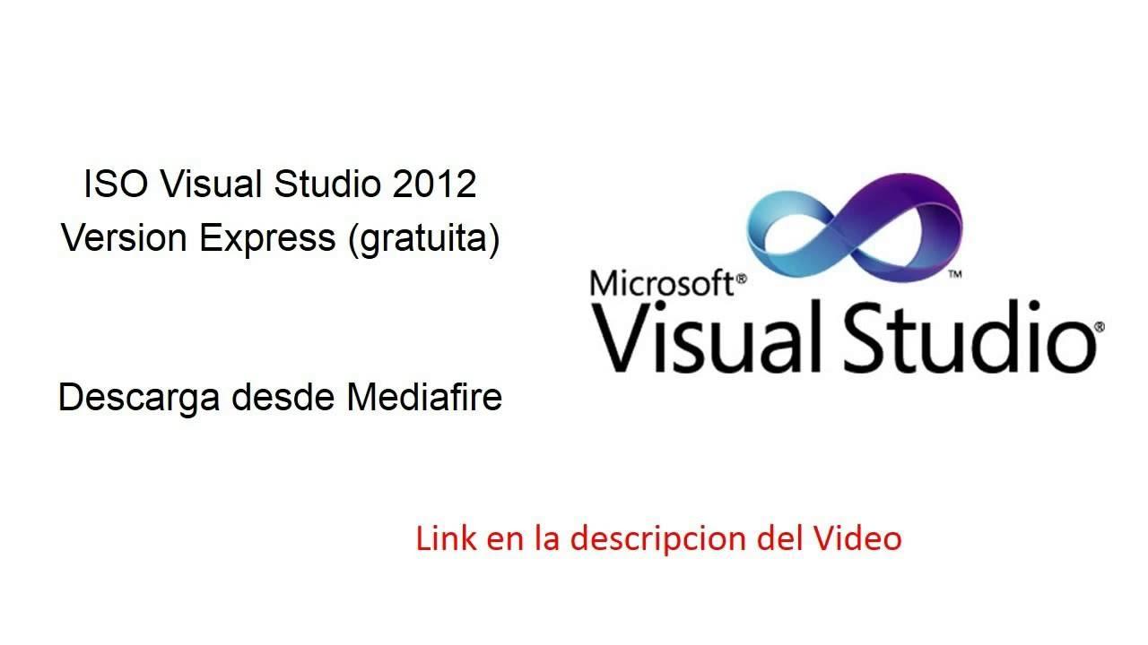 microsoft visual studio 2012 professional iso download
