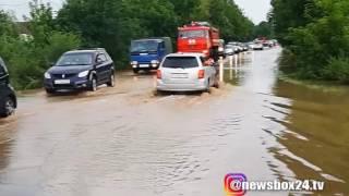 Житель Уссурийска утонул во время наводнения
