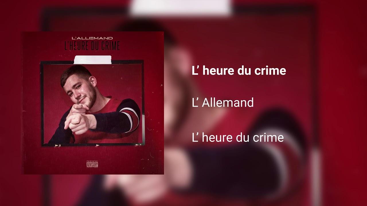 Download L'Allemand - L'heure du crime (Audio)