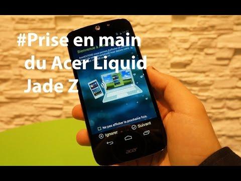 MWC 2015 : Prise en main du Acer Liquid Jade Z