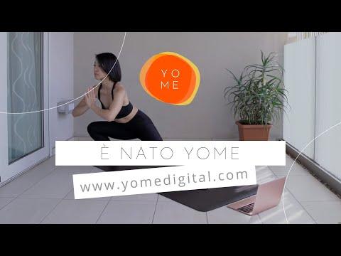 È ARRIVATO YOME! La nuova piattaforma online per il tuo benessere
