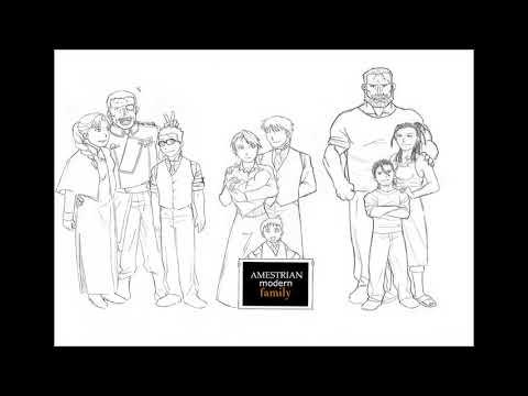 Modern family theme nitecore