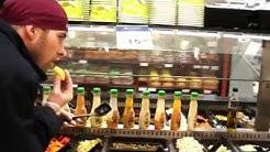 K-Supermarket Fortuna Mannequin Challenge