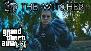 the Witcher | GTA V Movie Remake