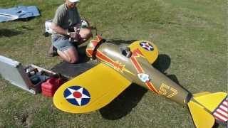 Boeing P26 Peashooter