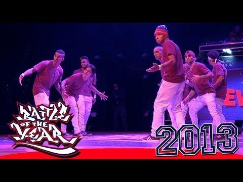 BOTY 2013 - VINOTINTO (VENEZUELA) SHOWCASE [OFFICIAL HD VERSION BOTY TV]