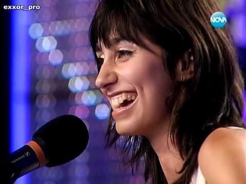 X Factor - Стела Петрова трогна всички с изпълнението си