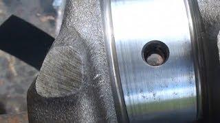 BackYard CrankShaft Polishing