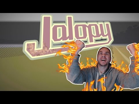 Jalopy 2017 - The Flame Job! - #5 Let's Play Jalopy Gameplay