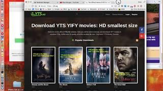 New Torrent Sites - May 21, 2017 - Torrent info starts @ 1:20