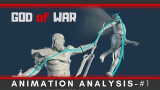 God Of War Animation Analysis [how to animate]