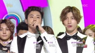 음악중심 - Winner announcement, 1위 발표, Music Core 20140118