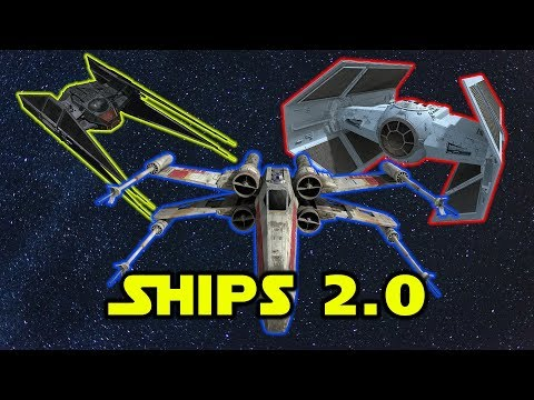 A LOOK AT QUESTS AND SHIPS 2.0 - Star Wars: Galaxy of Heroes