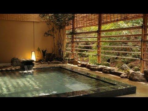 Japanese Bath House Architecture Youtube