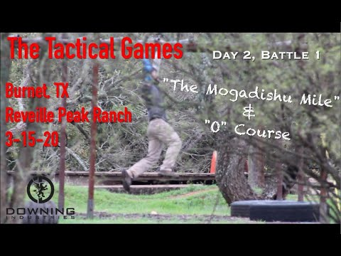 The Tactical Games, Burnet TX Day 2 Battle 1