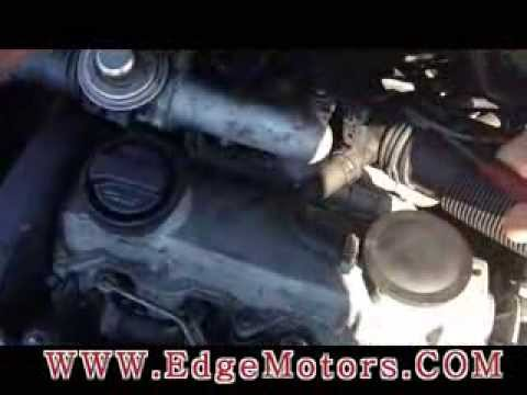 hqdefault vw jetta tdi 1 9t coolant temperature sensor replacement diy by  at edmiracle.co