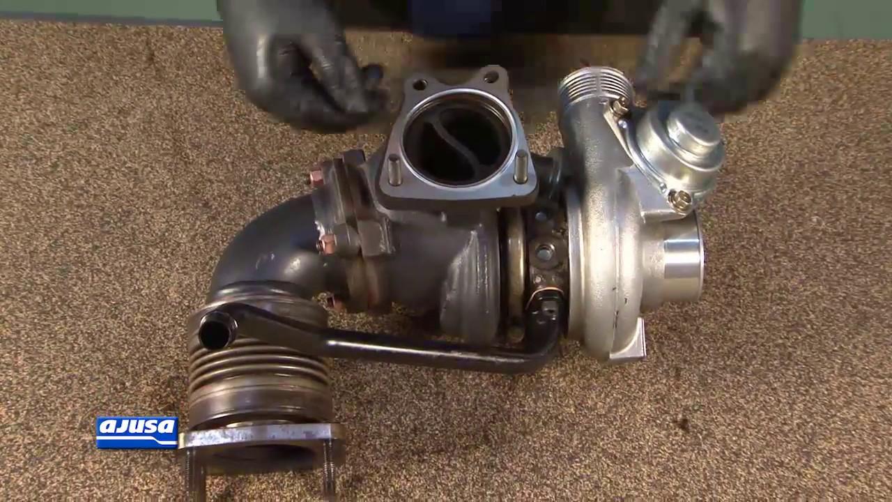 Turbo components / Componentes de turbo VOLVO S40 TURBO 16V B4204T
