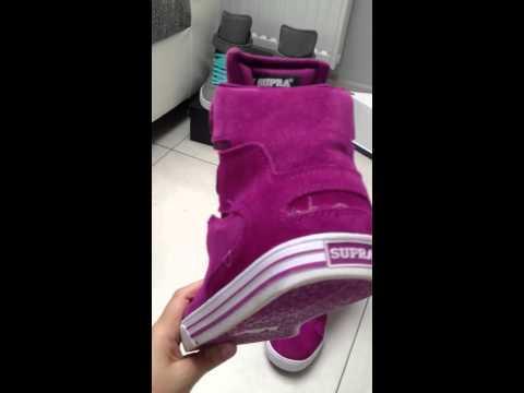 Supra Tk Society Purple