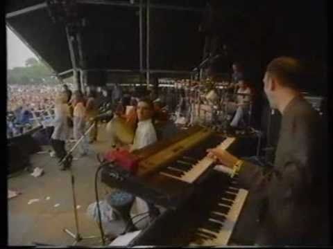 Jah Wobble, Invaders of the Heart live Glastonbury 1994