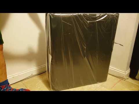 American Furniture Alliance Hide A/' Mat 3.5 x 35 x 77 inch Twin Trifold Mattr...
