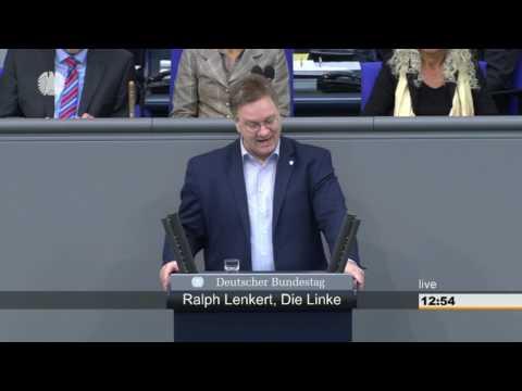 Ralph Lenkert, DIE LINKE: Privatisierung Der Abfallwirtschaft Verhindern!