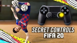 FIFA 20: ALL NEW SECRET CONTROLS!